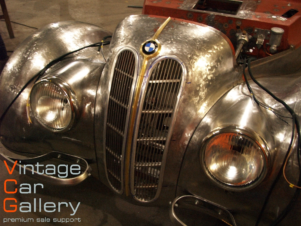 Project - BMW 327 SportCabriolet - 1940