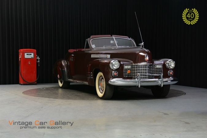 Sold - Cadillac Convertible Deluxe, Series 62
