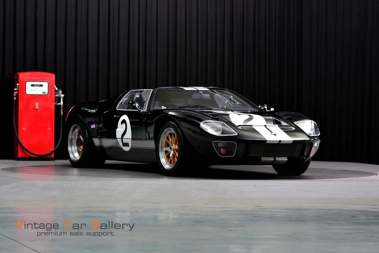 Sold to Austria - Ford GT 40