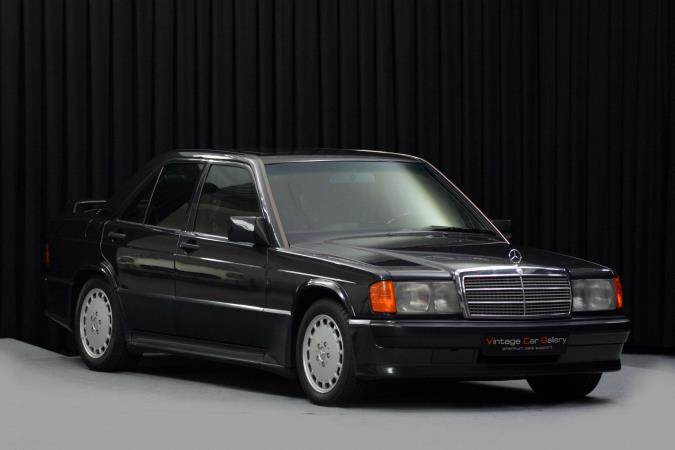 Sold to Germany - Mercedes-Benz 190E 2.5-16