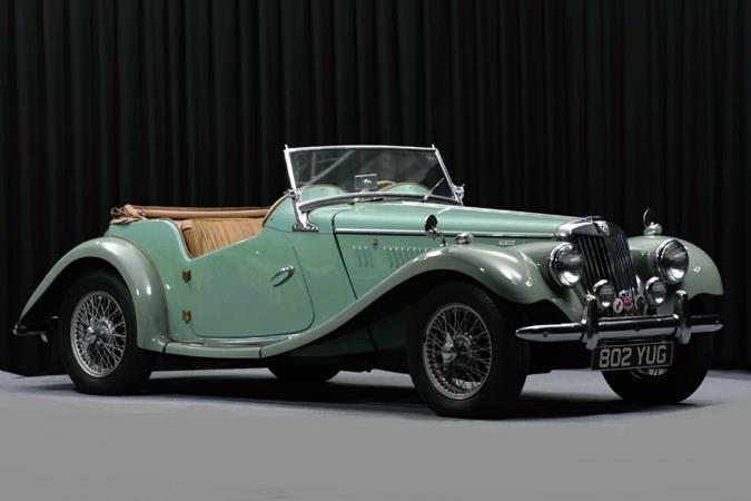 Sold to France - MG TF 1500