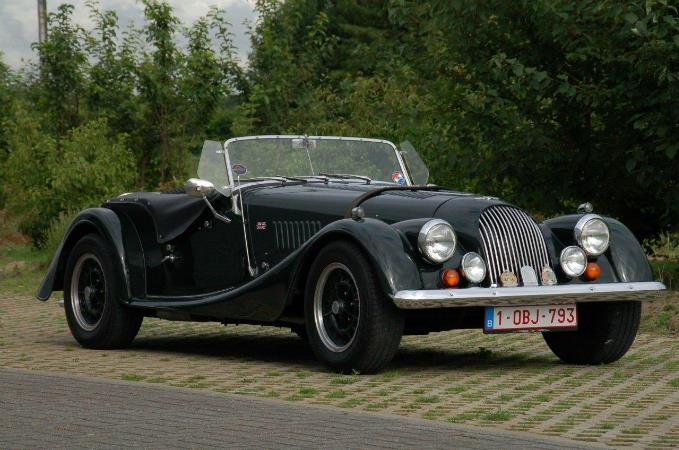 Sold to Germany - Morgan +8