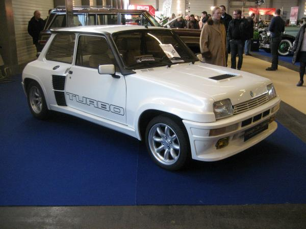 Sold - Renault 5 Turbo 2