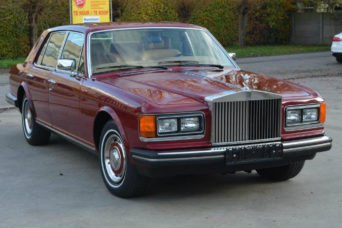 Sold to Germany - Rolls Royce Silver Spirit